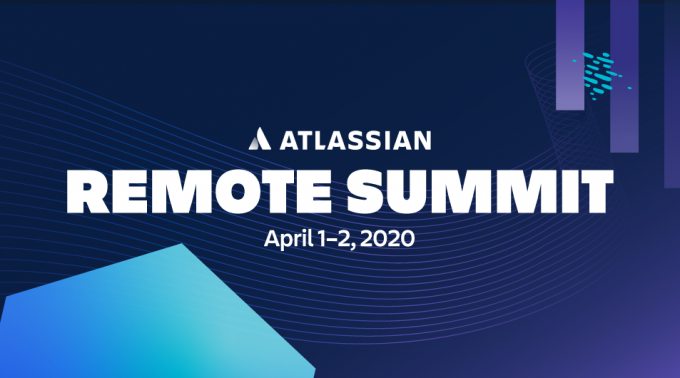 Atlassian Remote Summit 2020